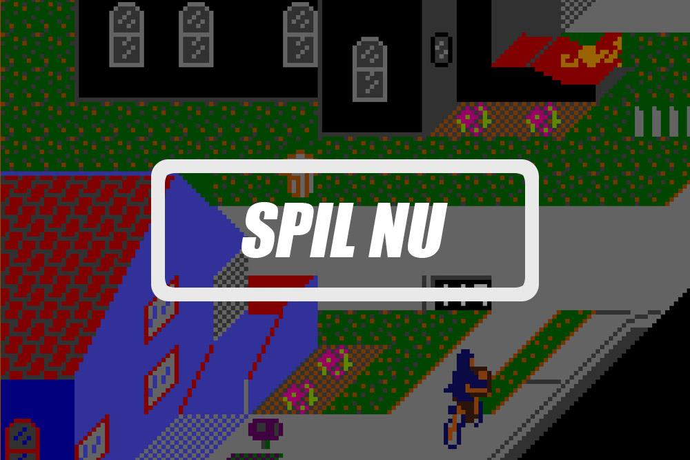 paperboy-spil